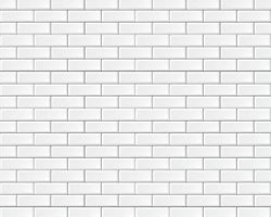 Brick Tile White